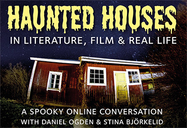 Haunted Houses – an online Halloween talk