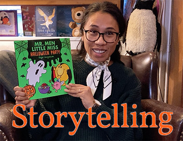 Storytelling with Nancy