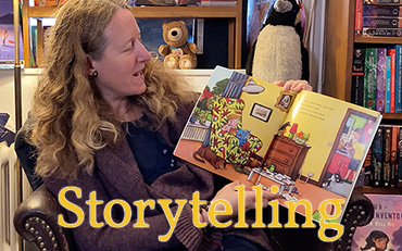 Online Storytelling with Claudia