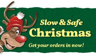 Order now for a Safe & Slow Christmas 2020