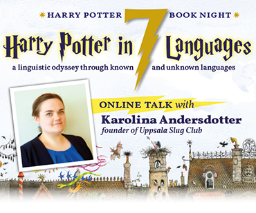 Harry Potter Book Night Thursday 4 February 2021