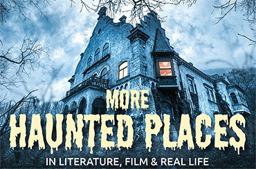 More Haunted Places – Halloween at the bookshop