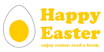 Enjoy Easter, read a book
