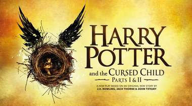 Midnight release at the English Bookshop in Uppsala and Stockholm– Harry Potter #8 The Cursed Child