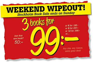 Weekend Wipeout Stockholm