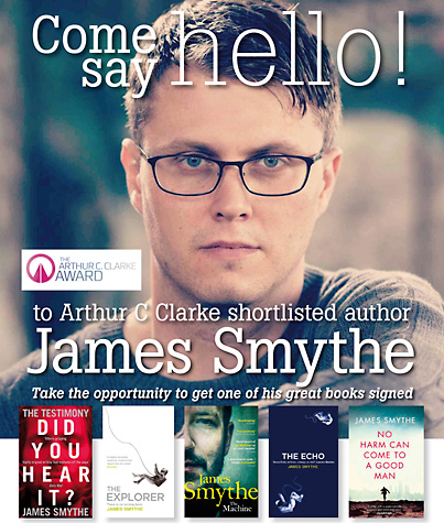 Meet James Smythe