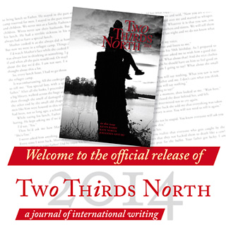 Release Two Thirds North 2014