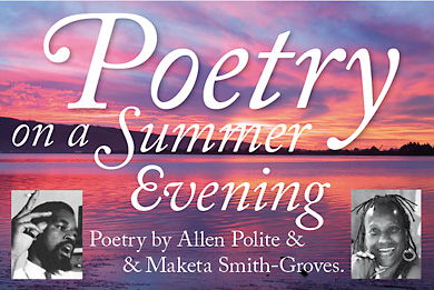 Poetry on a Summer Evening