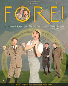 P.G Wodehouse - FORE!