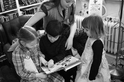 Storytelling for Children, The English Bookshop