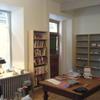 Filling the bookshelves