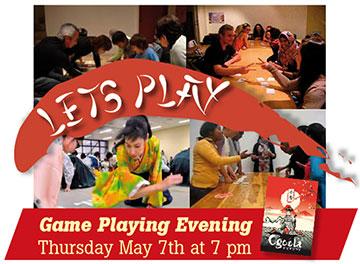 Ogoola Game Night