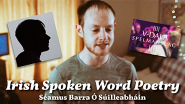 Irish Spoken Word Poetry