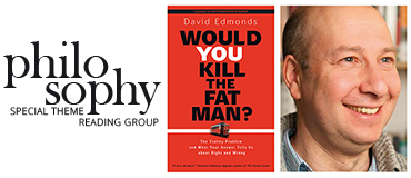 Philosophy reading group: Would you kill the fat man?