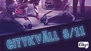 Uppsala City Night - Thursday 8th Nov 2018