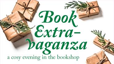 Book Extravaganza – cosy night at the bookshop