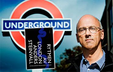 Författarbesök Anders Steinvall – Rytmen av London