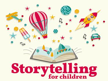 Storytelling for Children – Saturday 14th Sept
