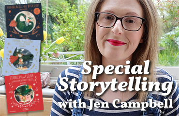Special Storytelling with Jen Campbell