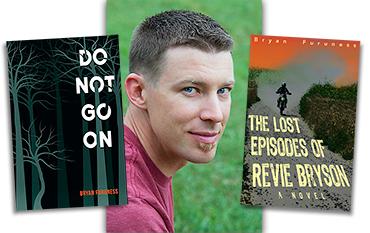 Author visit: Bryan Furuness