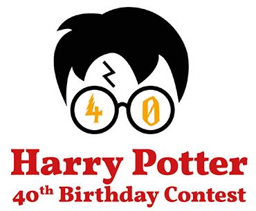 Harry Potter 40th Birthday Contest
