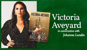 Meet Victoria Aveyard – online author event