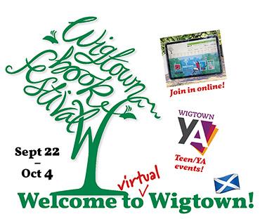 Wigtown Book Festival online