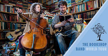 The Bookshop Band Virtual World Tour